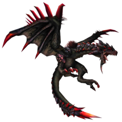 Unknown (Black Flying Wyvern)