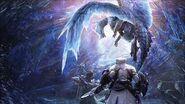 MHW Iceborne OST Disc 2 - The Howling Lone Wolf - Yian Garuga World Version
