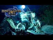 Monster Hunter Rise Zinogre ジンオウガTheme