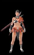 MHR Uroktor Armor Woman