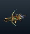 MH4U-Relic Light Bowgun 002 Render 002