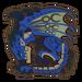 Azure Rathalos/Monster Hunter World