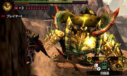 MH4U-Seltas Subspecies and Seltas Queen Subspecies Screenshot 001