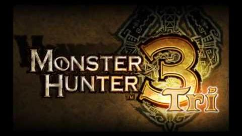 Monster Hunter Tri (Wii) Trailer