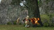 MHF1 Kokoto Farm Bug Tree Gold Hammer