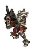 1stGen-Heavy Bowgun Equipment Render 001