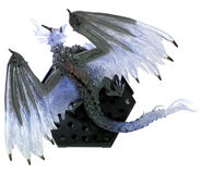 Capcom Figure Builder Plus Volume 13- Xeno'Jiiva (Enraged State) Figure 002
