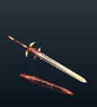 MH4U-Relic Long Sword 005 Render 002