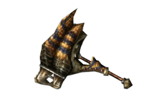 Striped Striker (MH4U)