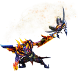 MHXX-Insect Glaive Equipment Render 002