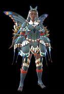 MHR Rhopessa Armor Woman
