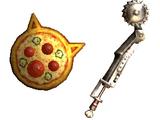 Pizza Wheel (MHGU)