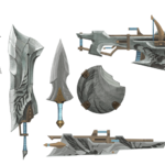 MHGen-Weapons Concept Art 001.png