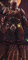 Odogaron Armor (MHW)