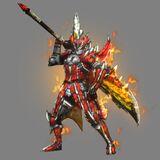 MHXR-Great Sword Equipment Render 001