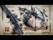 Monster Hunter Rise - Great Sword