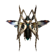 MHGU-Kinsect Render 002