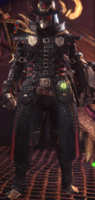 Girros Armor (MHW)