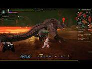 2X Styingan Zinogre Monster Hunter Online