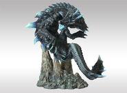 Capcom Figure Builder Creator's Model Abyssal Lagiacrus 002