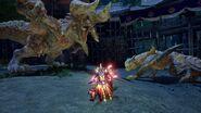 MHRise-Diablos and Tigrex Screenshot 001