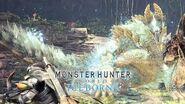 Monster Hunter World Iceborne - Zinogre Trailer