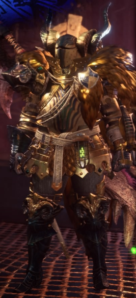 Kulve Taroth A Armor Mhw Monster Hunter Wiki Fandom Let's take a look at the skills, slots and more! kulve taroth a armor mhw monster