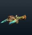 MH4U-Relic Light Bowgun 004 Render 005