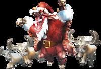 MHXR-Christmas Volvidon and Anteka Render 001.png