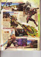 Monster Hunter 4 Magazine Shot 4