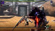 MHGU-Hyper Glavenus Screenshot 001