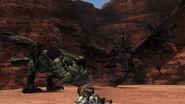 FrontierGen-Rathalos and Rathian Screenshot 001