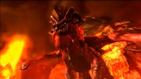 3DS_Monster_Hunter_4_Ultimate_-Teostra_Intro-