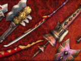MHP3rd: Weapons
