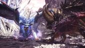 MHW-Lunastra and Nergigante Screenshot 001