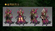 FrontierGen-Zenith Espinas Armor Concept Artwork 001