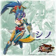 MHR-Shino Twitter Introduction Image