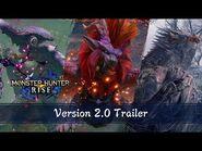 Monster Hunter Rise - Update Ver. 2