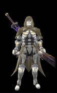 MHR Mosgharl Armor Man