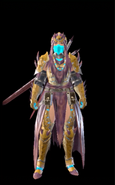 MHR Somnacanth Armor Woman
