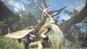 MHW-Aptonoth and Great Jagras Screenshot 001
