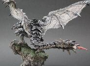 Capcom Figure Builder Creator's Model Silver Rathalos 004