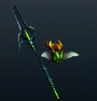 MH4U-Gogumajiosu Insect Glaive.png