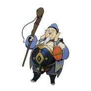 Guild Master Hojo