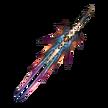 MH4U-Relic Great Sword 003 Render 005