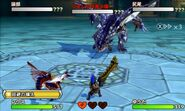 MHST-Silver Rathalos and Rathalos Screenshot 001