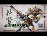 Monster Hunter Rise - Light Bowgun