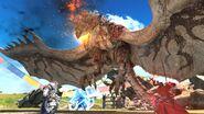 FFXIV-Rathalos Screenshot 001
