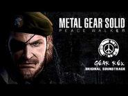 Metal Gear Solid Peace Walker - Gear Rex