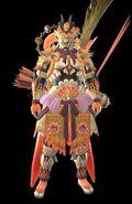 MHR Narwa Armor Man